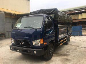 Xe tải New Mighty 110s – Dòng xe tải thế hệ mới